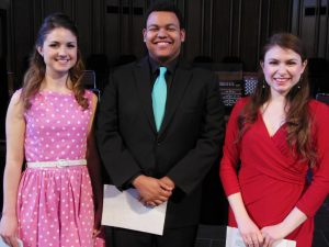 2015 Vocal Comp Winners