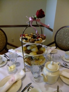 Afternoon Tea at 10 Wilmington Place