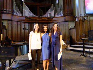 Lisa Marie Rogali, Elena Villalon, Elana Bell