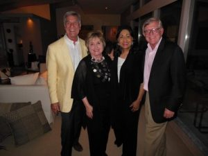 Steve Wargo, Nancy Farkas, Barbara Bostick,Mike Houser