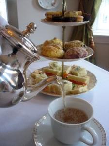 High Tea at 10 Wilmington Place