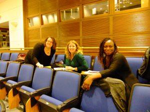 Andrea Chenoweth, Minitta Daniel-Cox, Sarah Bucher