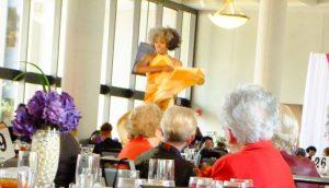 Dancer Marlayna Locklear