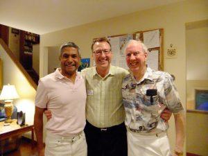 Vernon Fernandez, Craig Jennings, Patrick Crippen